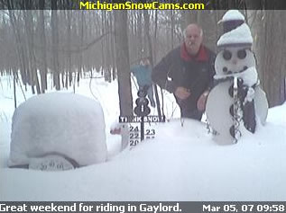 Snowman photo 1