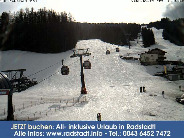 Radstadt Webcam photo 4