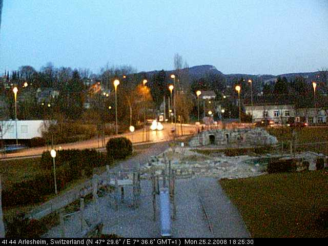 Arlesheim WebCam photo 2