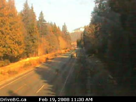 Whistler Highway Camera photo 4
