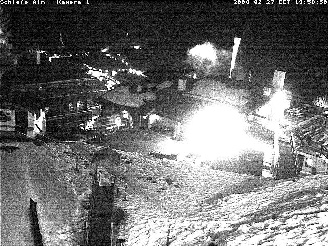 Webcam Bellevue Alm in Bad Gastein photo 1