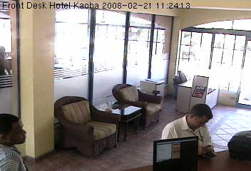 Hotel Kaoba - Front Desk photo 2