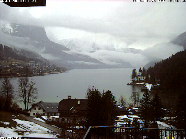 Webcam Lake Grundlsee photo 2