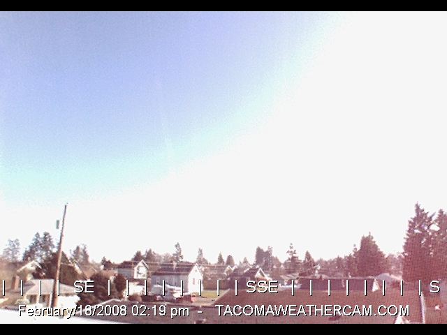 Tacoma Weather Cam photo 4
