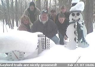 Snowman photo 3