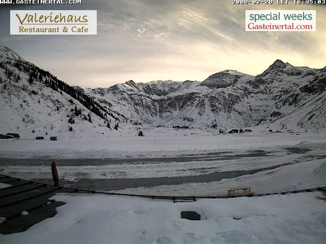 Webcam Sportgastein photo 4