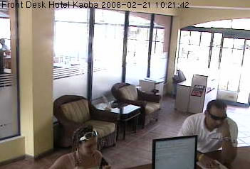 Hotel Kaoba - Front Desk photo 1