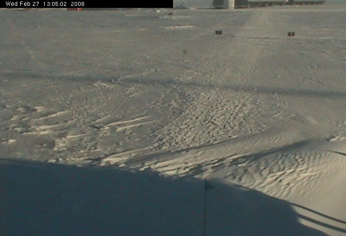 South Pole Live Camera photo 3