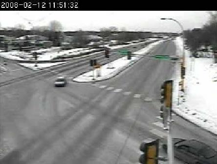 North St Paul Minnesota Traffic Cam photo 6