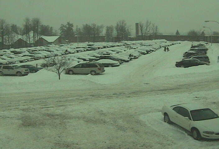 Clarkson University - Cheel Lot WebCam  photo 5