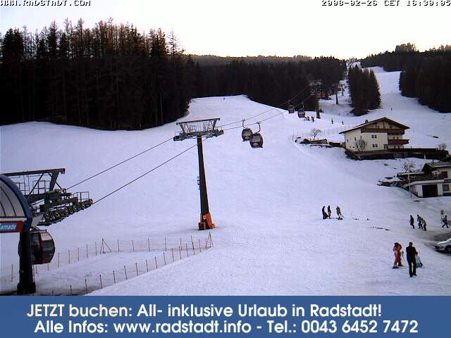 Radstadt Webcam photo 3