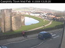 Caerphilly Town Centre photo 3