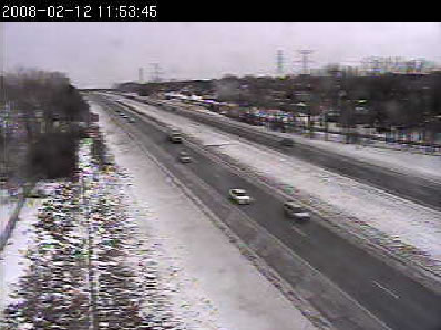 North St Paul Minnesota Traffic Cam 1 photo 1