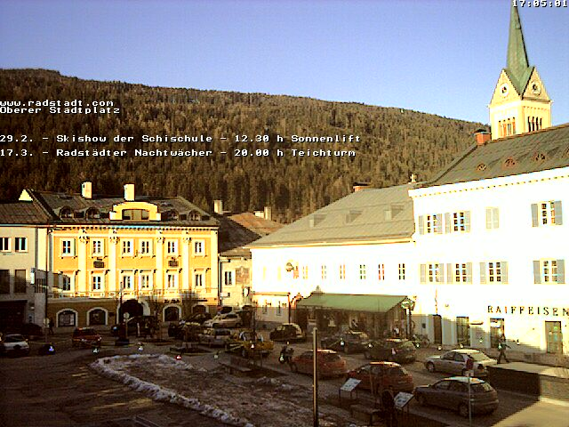 Webcam Radstadt Stadtplatz II photo 3