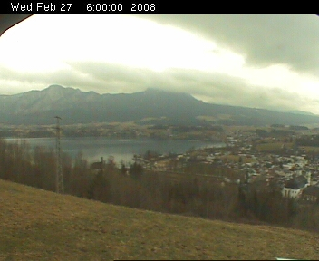 Mondseeland webcam photo 1