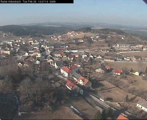 Webcam Ruine Arbesbach photo 1