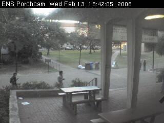 University of Texas at Austin - ENS Porchcam photo 2