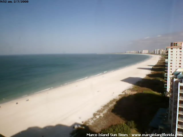 Marco Island Beach Cam photo 3