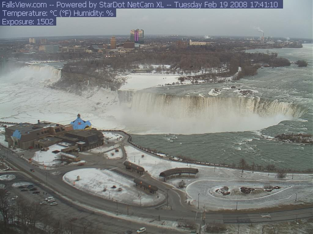 Niagara Falls Cam photo 1