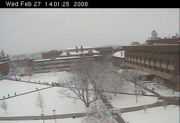 Syracuse University - Right side of Quad photo 3