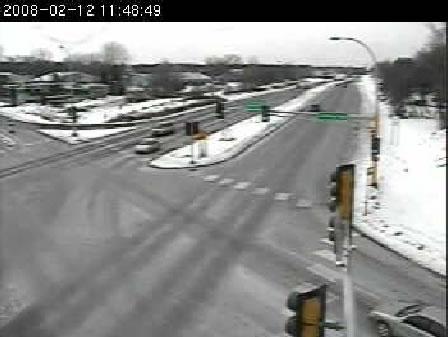 North St Paul Minnesota Traffic Cam photo 1