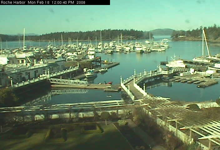 Roche Harbor Cam photo 4