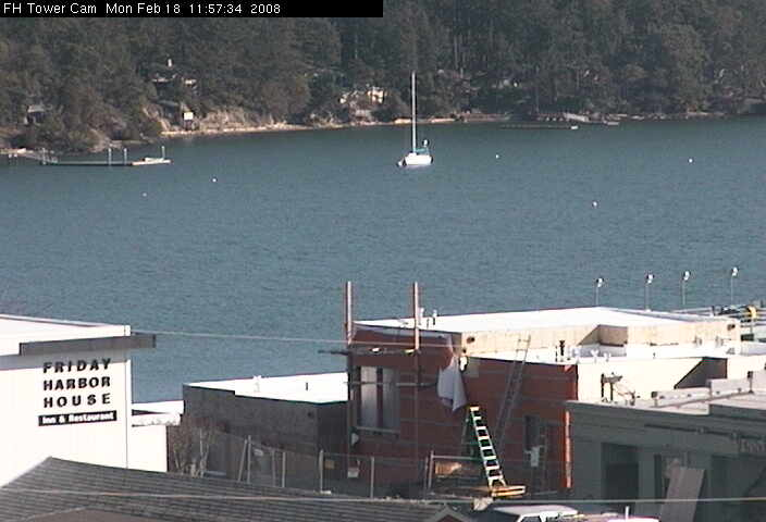 Friday Harbor Tower Cam 4 photo 5