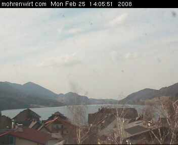 Fuschlsee Webcam photo 2