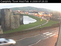 Caerphilly Town Centre photo 1