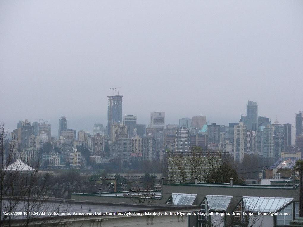 Vancouver LiveCam photo 4