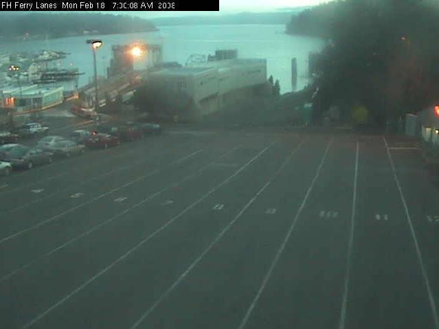 Friday Harbor Ferry Cam photo 4