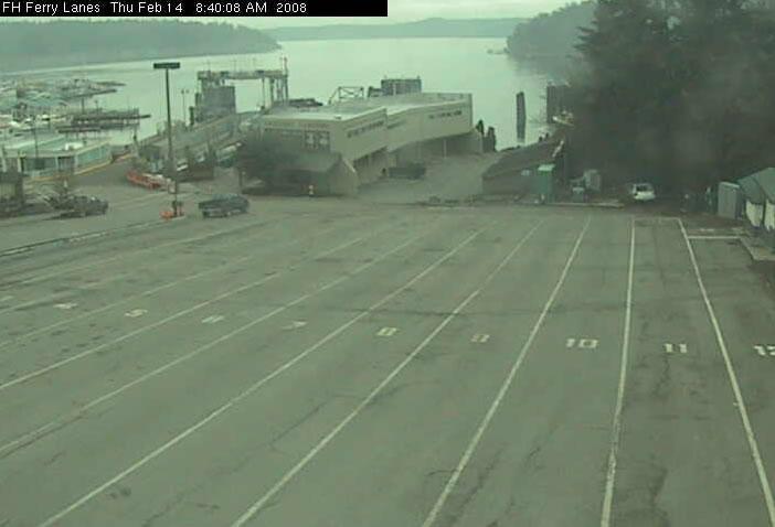 Friday Harbor Ferry Cam photo 1