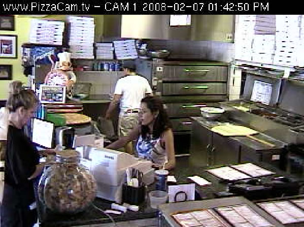 Pizza Cam1 photo 1