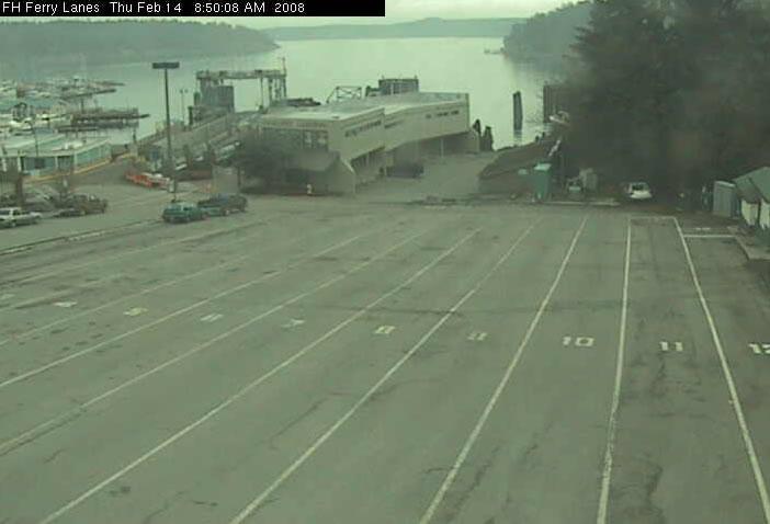Friday Harbor Ferry Cam photo 2