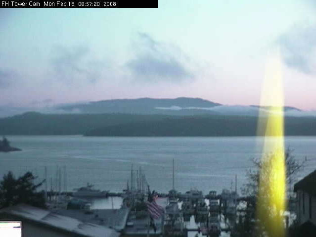 Friday Harbor Tower Cam photo 4