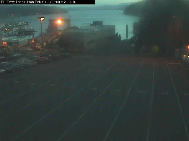 Friday Harbor Ferry Cam photo 3
