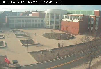 UMCP Webcam Sample