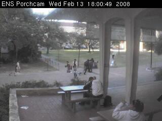University of Texas at Austin - ENS Porchcam photo 1