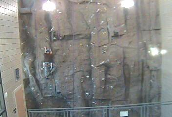 College of St. Scholastica - Climbing wall photo 4