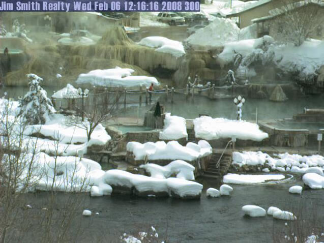 Hot Springs Webcam photo 3