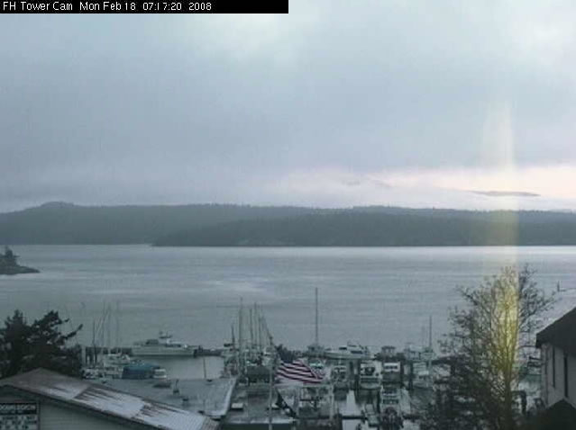 Friday Harbor Tower Cam photo 5