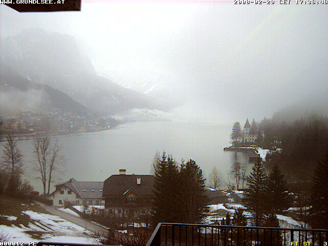Webcam Lake Grundlsee photo 4