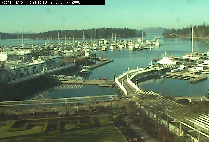 Roche Harbor Cam photo 5