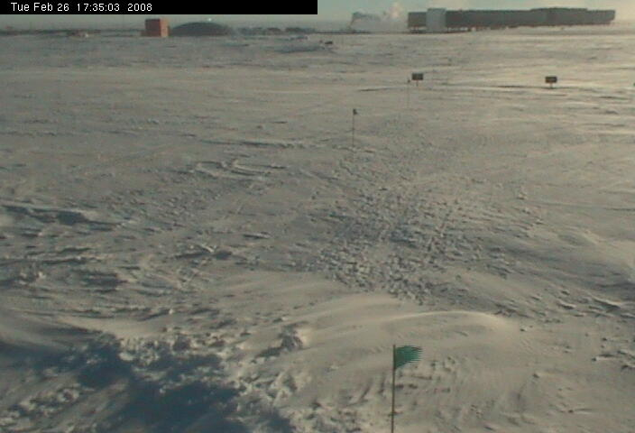 South Pole Live Camera photo 2