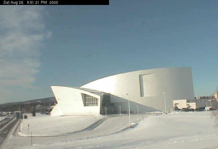University of Alaska - Museum of the North Construction  photo 1