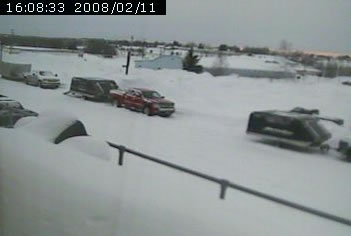 Caribou webcam photo 3