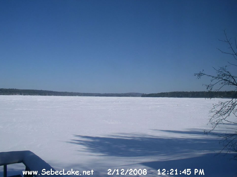 Sebec Lake Webcam photo 4