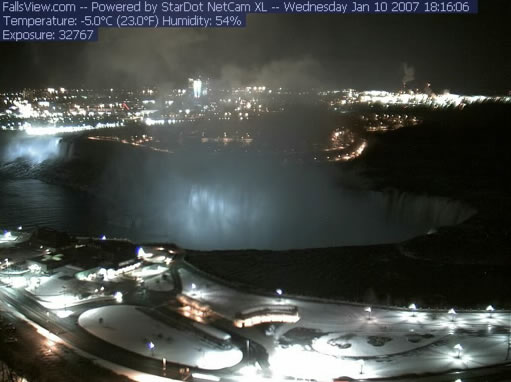 Niagara Falls Cam photo 5
