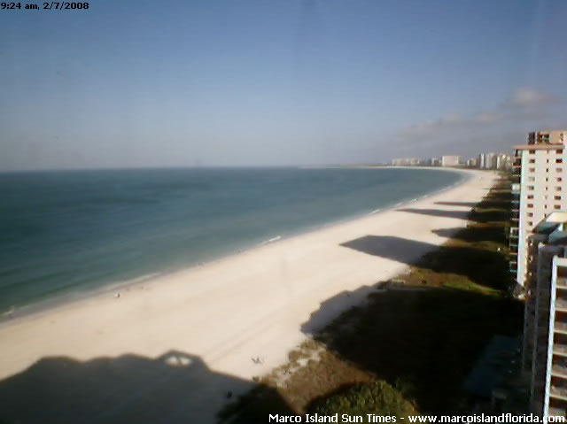 Marco Island Beach Cam photo 2