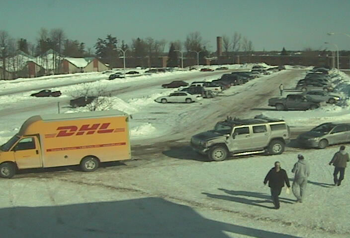 Clarkson University - Cheel Lot WebCam  photo 2